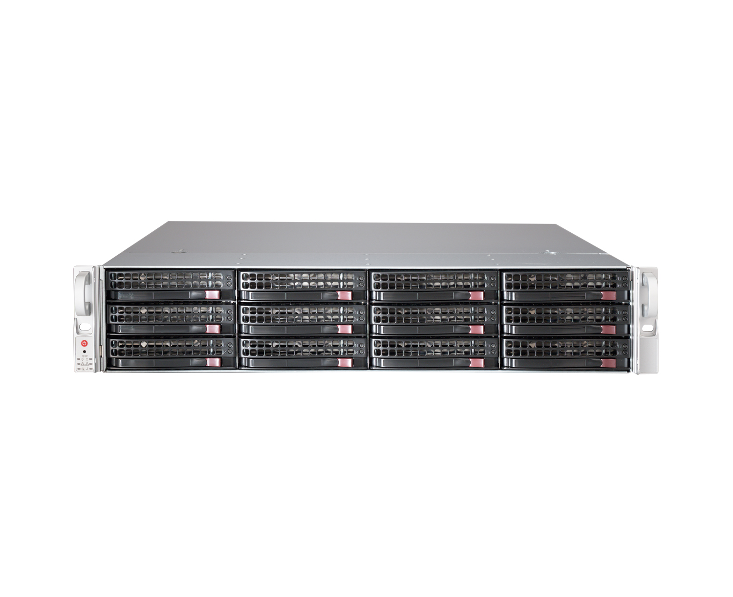 DW-BJER2U48T DIGITAL WATCHDOG Blackjack E-Rack NVR Powered by DW Spectrum IPVMS Software, Includes 8 IP Camera Licenses, 2U rack-mount, 12 HDD Bay, 48TB usable RAID storage, Capable of managing 128 1080P Cameras at 30fps, 600 Mbps throughput , RAID 5, I7 Processor, 16G Memory, 1Gbps X2, VGA / HDMI X 2 / DP X 4, Win 7 64 Bit OS, Cross Platform: Windows and Linux, Graphic System Health Monitor, True Enterprise Scalability, Automatic Camera Detection, Local Client Display, Fully, Customizable Layouts, Easy Drag and Drop Camera Management and Recording, E-Mapping, Advanced Motion Masking and Sensitivity Settings, Keyboard and mouse included, ************************* SPECIAL ORDER ITEM NO RETURNS OR SUBJECT TO RESTOCK FEE *************************