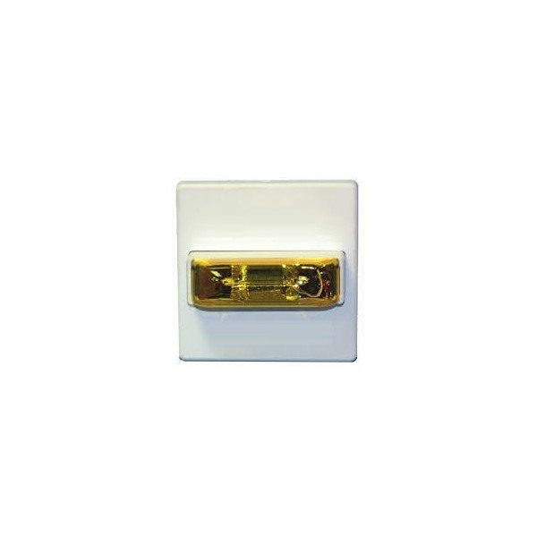RSSA-24MCC-NW WHEELOCK CEILING STROBE AMBER 24VDC ************************* SPECIAL ORDER ITEM NO RETURNS OR SUBJECT TO RESTOCK FEE *************************