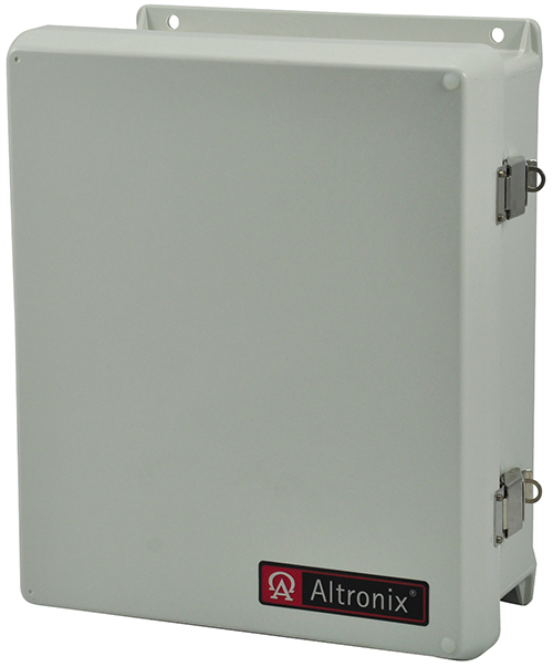 "WP3 ALTRONIX Enclosure - NEMA 4-4X/IP66-11 outdoor rated 13.31""H x 11.31""W x 5.59""D. ************************* SPECIAL ORDER ITEM NO RETURNS OR SUBJECT TO RESTOCK FEE *************************"