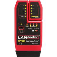 TP500C PLATINUM LANSEEKER CABLE TESTER. CLAMSHELL ************************* SPECIAL ORDER ITEM NO RETURNS OR SUBJECT TO RESTOCK FEE *************************