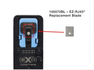 100071BL PLATINUM TOOLS REPLACEMENT BLADES FOR EXO-EX DIE ************************* SPECIAL ORDER ITEM NO RETURNS OR SUBJECT TO RESTOCK FEE *************************