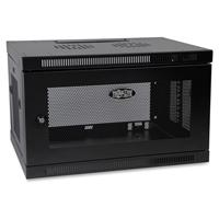 SRW6U TRIPPLITE 6U Wall Mount Rack Enclosure Cabinet Wallmount w/ Door & Sides ************************* SPECIAL ORDER ITEM NO RETURNS OR SUBJECT TO RESTOCK FEE *************************