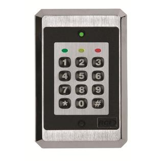 9212ILWX32D RUTHERFORD OUTDOOR ILLUMINATED KEYPAD 12/24VAC OR VDC - 32D FINISH ************************* SPECIAL ORDER ITEM NO RETURNS OR SUBJECT TO RESTOCK FEE *************************