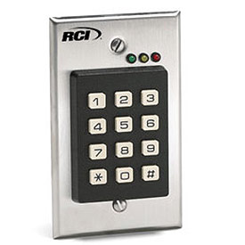 9212IX32D RUTHERFORD INDOOR KEYPAD 12/24 VDC OR VAC X 32D FINISH ************************* SPECIAL ORDER ITEM NO RETURNS OR SUBJECT TO RESTOCK FEE *************************