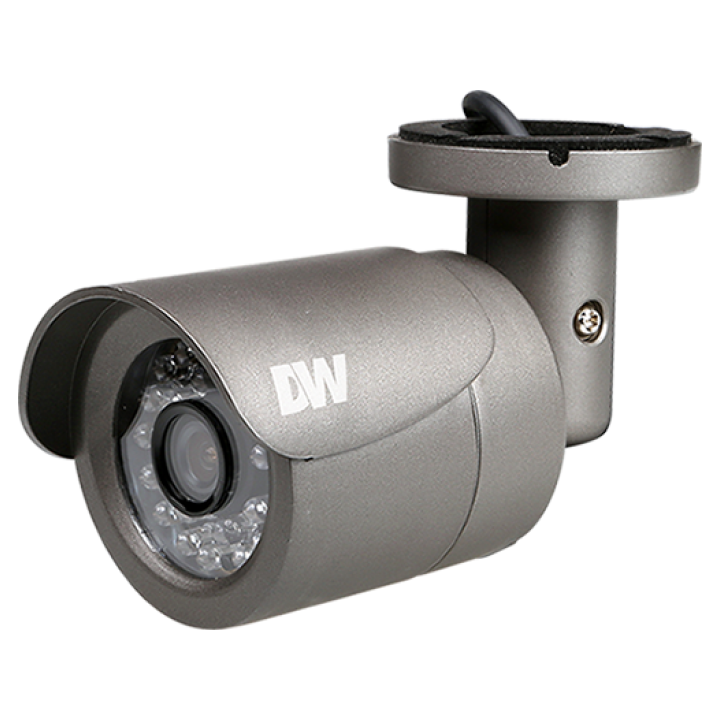 "DWC-MB721M4TIR DIGITAL WATCHDOG MEGApix Weather Resistant Bullet, 4.0mm Fixed Lens, 50ft Range IR, OnVIF Compliant, True D&N, 2.1 Megapixels (1920x1080 @ 30fps), 1/2.8"" CMOS Sensor, 12x Digital Zoom, PoE + DC12V, WDR, 3D-DNR, IP66 Certified, No fog or Condensations under any weather condition. ************************* SPECIAL ORDER ITEM NO RETURNS OR SUBJECT TO RESTOCK FEE *************************"