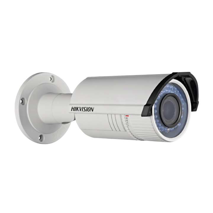 DS-2CD2632F-I HIKVISION Outdoor Bullet, 3MP/1080p, H264, 2.8-12mm, Day/Night, IR (30m), IP66, PoE/12VDC