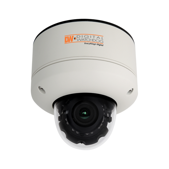 DWC-MV421TIR DIGITAL WATCHDOG ONVIF Compliant, 2.1 Megapixels (1080P, 30fps), Triple Codecs (H.264, MJPEG, MPEG4) with Dual Stream, 1/2.8 CMOS Sensor, 3.5~16mm Auto Focus Lens, 8X Digital Zoom, 4.5X Optical Zoom, True Day and Night, 70ft Range IR with Intelligent Camera Sync, Power over Ethernet [PoE] & DC12V, Two-Way Audio, Local SDHC Card Remote Backup, E-mail Event Notifications, IP68 Certified, Junction Box Built-in, Web Server Built-in, Double Shutter WDR (Wide Dynamic Range), 3D-DNR (3D Digital Noise Reduction), Programmable Privacy Zones (30) & Motion Detection. 2Year Warranty ************************* SPECIAL ORDER ITEM NO RETURNS OR SUBJECT TO RESTOCK FEE *************************