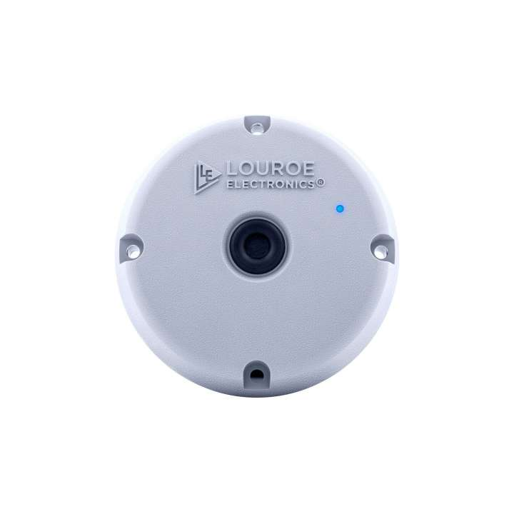 LE-870 LOUROE DIGIFACT A Ceiling Mount Digital IP Microhpone w/ Audio Analytics Capability ************************* SPECIAL ORDER ITEM NO RETURNS OR SUBJECT TO RESTOCK FEE *************************