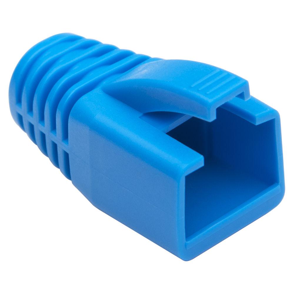 105100 PLATINUM RJ45 Boot, 7.5mm Max OD, Blue. (Bulk,1ea.) Pkg 100pc/Bag. ************************* SPECIAL ORDER ITEM NO RETURNS OR SUBJECT TO RESTOCK FEE *************************