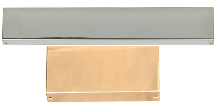 DUC-3B ALARM CONTROLS DRESS COVER IN POLISHED BRASS FOR THE 600LB ************************* SPECIAL ORDER ITEM NO RETURNS OR SUBJECT TO RESTOCK FEE *************************