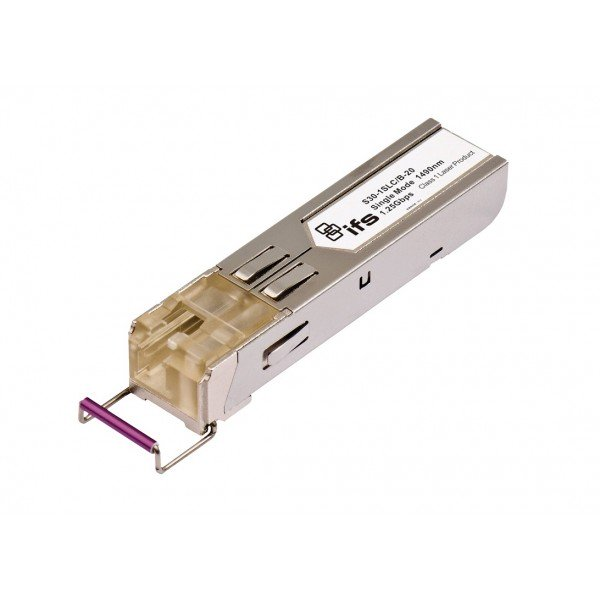 S25-1MLC-B-2 INTERLOGIX SFP-Port 100Base-FX Mini-GBIC Module 1 Fiber 2Km Multi-Mode 1300nm B End ************************* SPECIAL ORDER ITEM NO RETURNS OR SUBJECT TO RESTOCK FEE *************************
