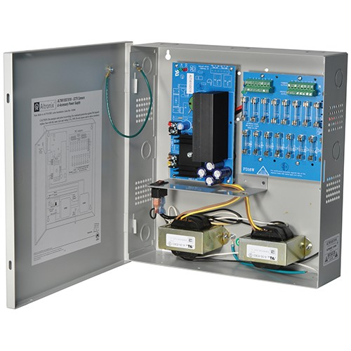 ALTV615DC1016 ALTRONIX 6-15VDC AT 10 AMP SIXTEEN (16) FUSED OUTPUTS ************************* SPECIAL ORDER ITEM NO RETURNS OR SUBJECT TO RESTOCK FEE *************************