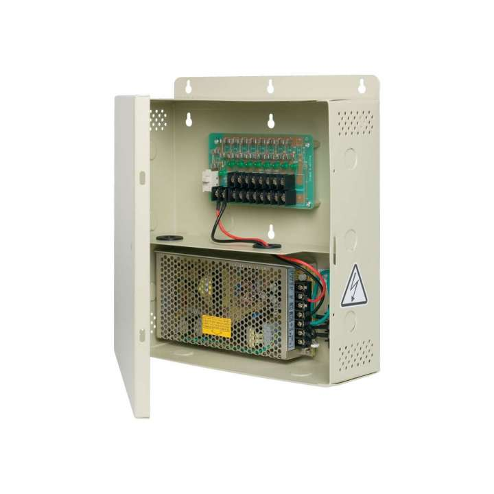 TVPS-8-12DC UTC TruVision Power 8-Channel 8 Amp Fused Power Supply, 12VDC, NTSC ************************* SPECIAL ORDER ITEM NO RETURNS OR SUBJECT TO RESTOCK FEE *************************