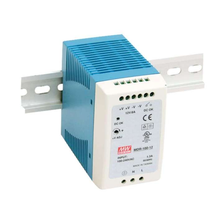 PS48VDC100W-DIN UTC 48VDC 100W Power Supply With DIN rail Mount ************************* SPECIAL ORDER ITEM NO RETURNS OR SUBJECT TO RESTOCK FEE *************************