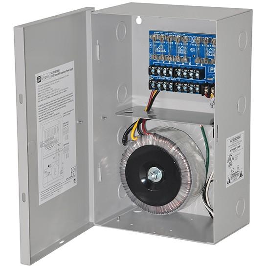 ALTV248300 ALTRONIX 24 VAC 12.5AMP 8 OUTPUT CCTV POWER SUPPLY