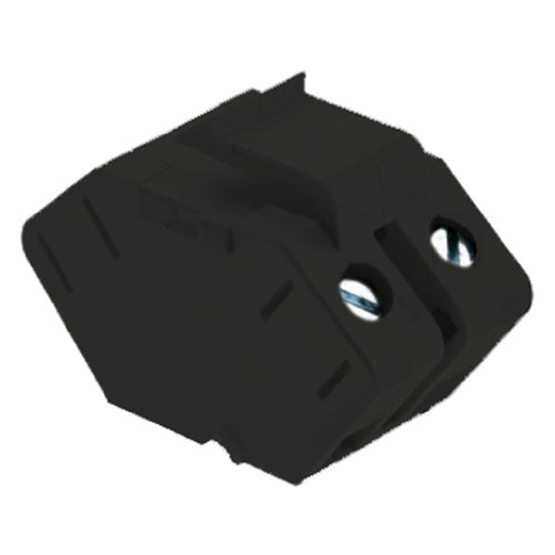 WP3456BK ON-Q SGL SPEAKER OUTLET INSERT BK (M20) ************************* SPECIAL ORDER ITEM NO RETURNS OR SUBJECT TO RESTOCK FEE *************************