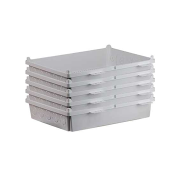"ENP2080-5 ON-Q 20"" PLASTIC ENCLOSURE ONLY, BULK PACK OF 5 ************************* SPECIAL ORDER ITEM NO RETURNS OR SUBJECT TO RESTOCK FEE *************************"