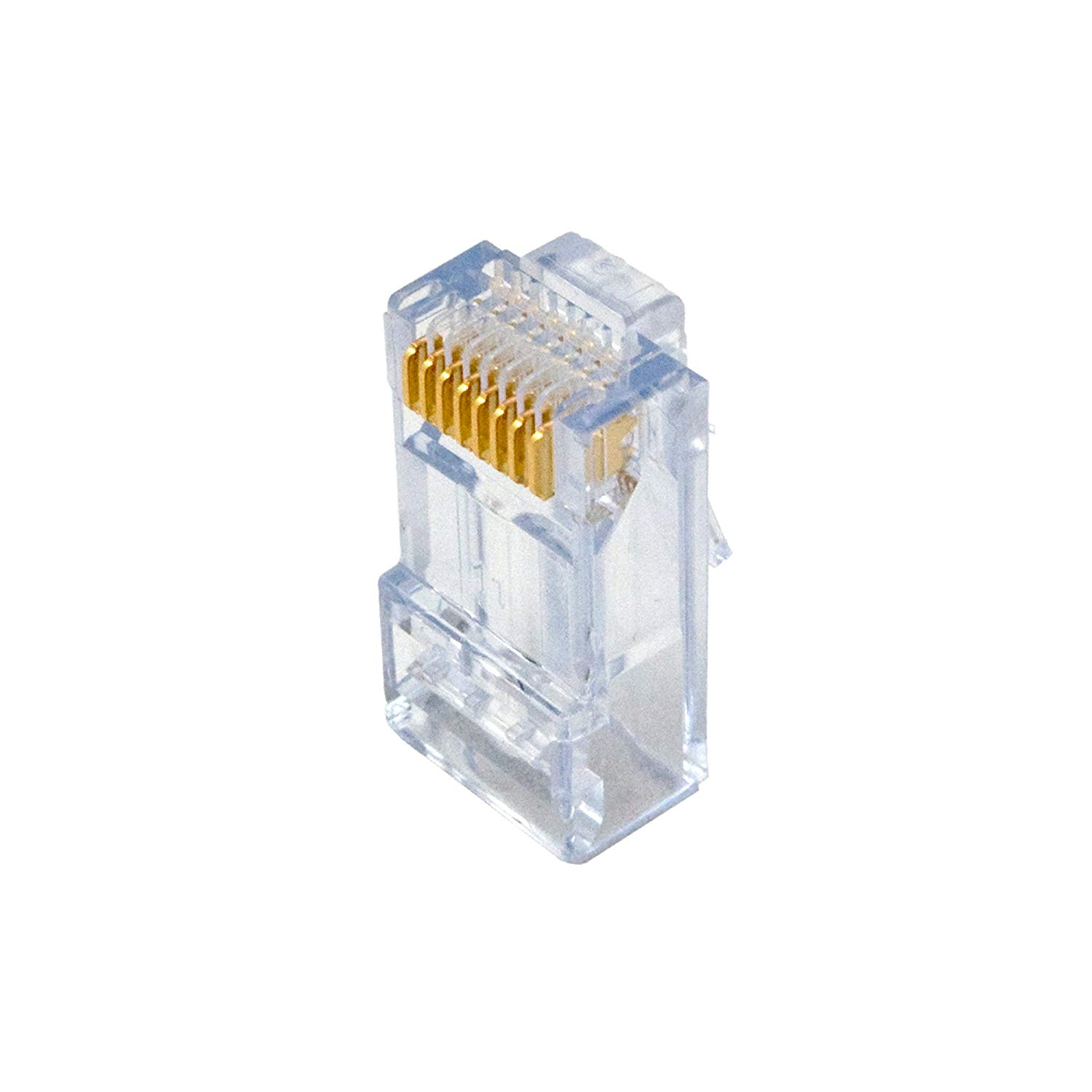AC345050 ON-Q CAT5E EZ-RJ45 50 PACK ************************* SPECIAL ORDER ITEM NO RETURNS OR SUBJECT TO RESTOCK FEE *************************