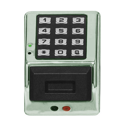 PDK3000/26D ALARM LOCK TRILOGY LOCK 26D FINISH ************************* SPECIAL ORDER ITEM NO RETURNS OR SUBJECT TO RESTOCK FEE *************************