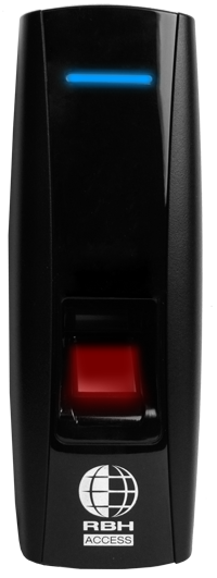 RBH-BFR-150-S RBHUSA BFR SERIES MULLION STYLE FINGERPRINT READER WITH UP TO 9500 TEMPLATE CAPICITY;IP65;BUILT IN RBH 125KHZ FR SERIES PROX READER. SELECTABLE VERIFICATION OPTIONS; 1:1 OR 1:N VERIFICATION MODE ************************* SPECIAL ORDER ITEM NO RETURNS OR SUBJECT TO RESTOCK FEE *************************