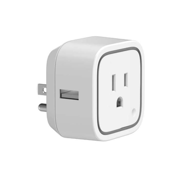 ZW099 AEOTEC AEON LABS SMART DIMMER 6 SIDE USB CHARGING PORT ************************** CLEARANCE ITEM- NO RETURNS *****ALL SALES FINAL****** **************************