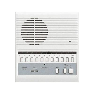 LEF-10 AIPHONE 10-CALL MASTER W/ DOOR RELEASE