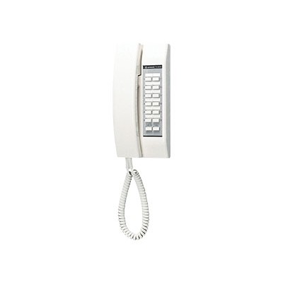 TD-6H/B AIPHONE 6-CALL HANDSET ************************* SPECIAL ORDER ITEM NO RETURNS OR SUBJECT TO RESTOCK FEE *************************