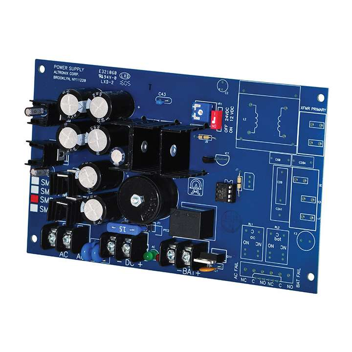 SMP10 ALTRONIX 12/24VDC AT 10 AMP (BOARD ONLY) ************************* SPECIAL ORDER ITEM NO RETURNS OR SUBJECT TO RESTOCK FEE *************************