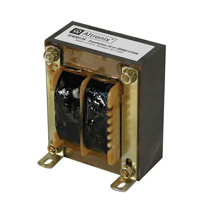 T2428175 ALTRONIX 24VAC/7.25AMP OR 28VAC/6.25AMP OPEN FRAME TRANSFORMER