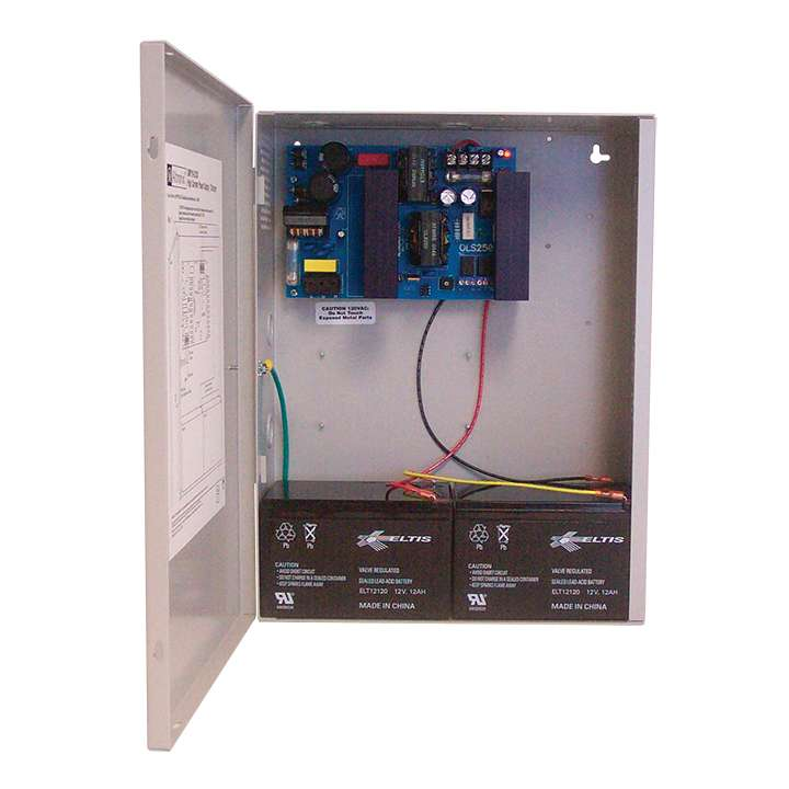 SMP10C24X ALTRONIX HIGH CURRENT POWER SUPPLY 24VDC OPERATION INCLUDES ENCLOSURE W/ CAMLOCK & 120VAC TRANSFORMER ************************* SPECIAL ORDER ITEM NO RETURNS OR SUBJECT TO RESTOCK FEE *************************