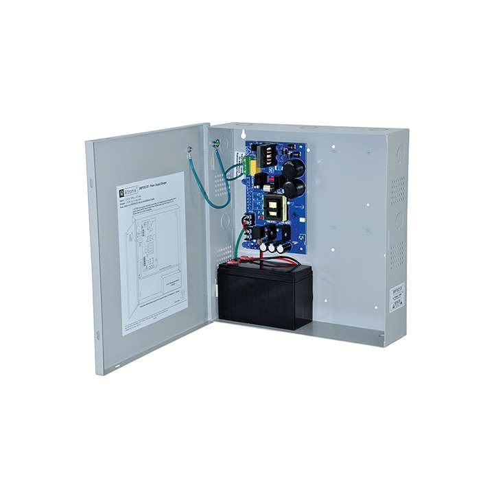 SMP10C12X ALTRONIX 12V HIGH CURRENT PS 12VDC W/ ENCLOSURE LOCK AND XFORMER ************************* SPECIAL ORDER ITEM NO RETURNS OR SUBJECT TO RESTOCK FEE *************************