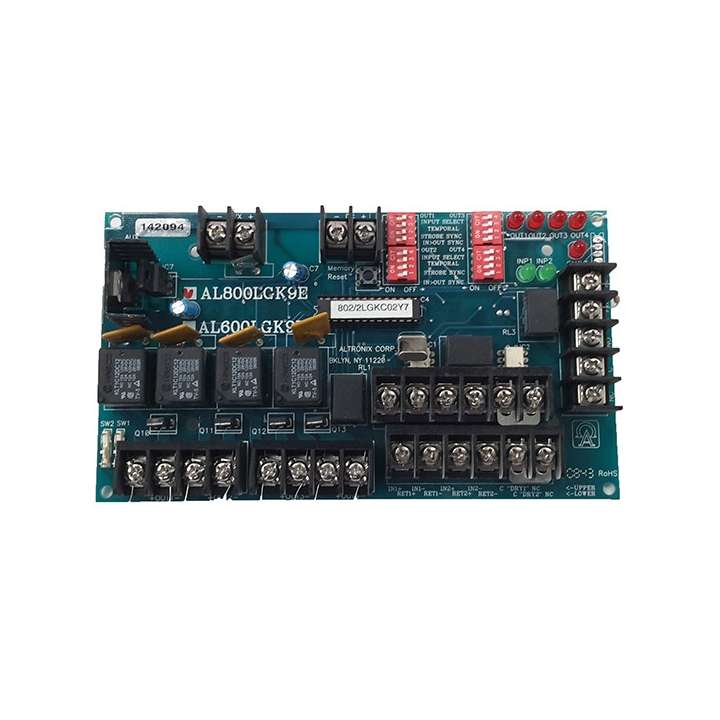 AL800LGK9E ALTRONIX REPLACEMENT BOARD FOR AL800 ************************* SPECIAL ORDER ITEM NO RETURNS OR SUBJECT TO RESTOCK FEE *************************