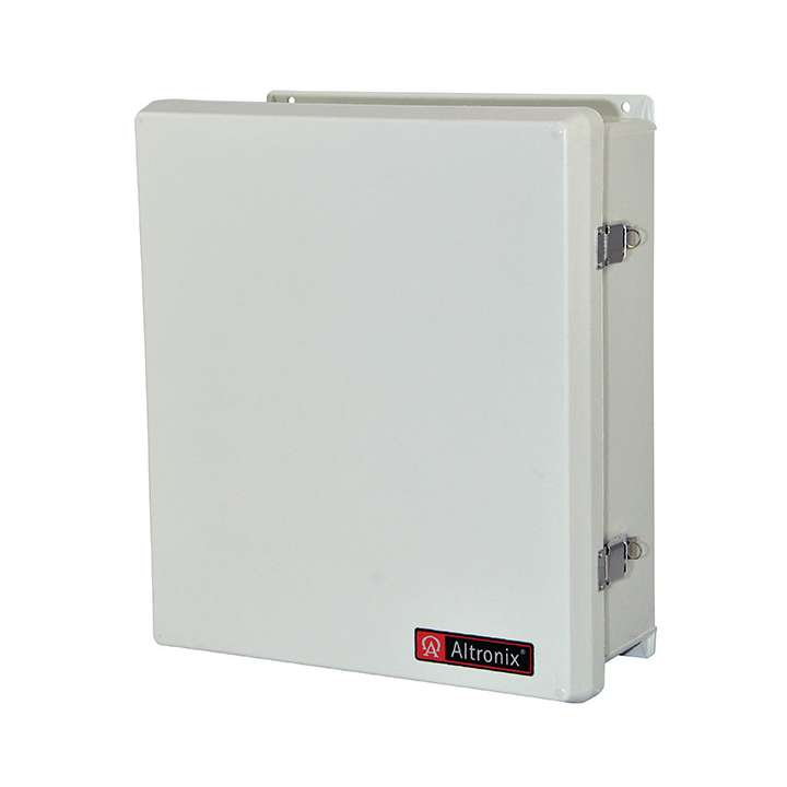 "WP2 ALTRONIX Enclosure - NEMA 4/IP66 outdoor rated 17.5""H x 12""W x 6.625""D."