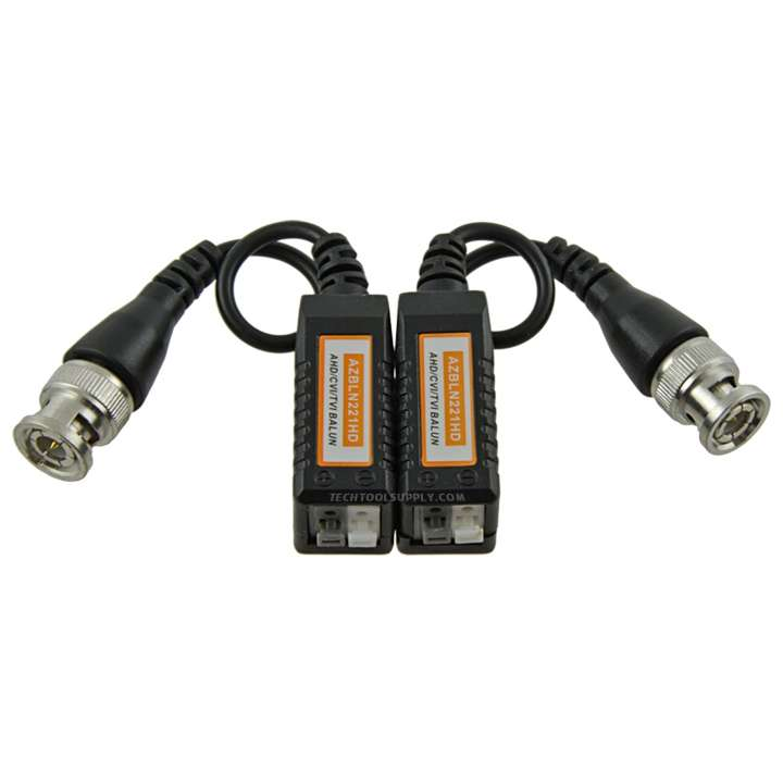 AZBLN221HD AZCO HD BALUN 650FT 1080P 1000 FT 720P DISTANCE EST ************************* SPECIAL ORDER ITEM NO RETURNS OR SUBJECT TO RESTOCK FEE *************************