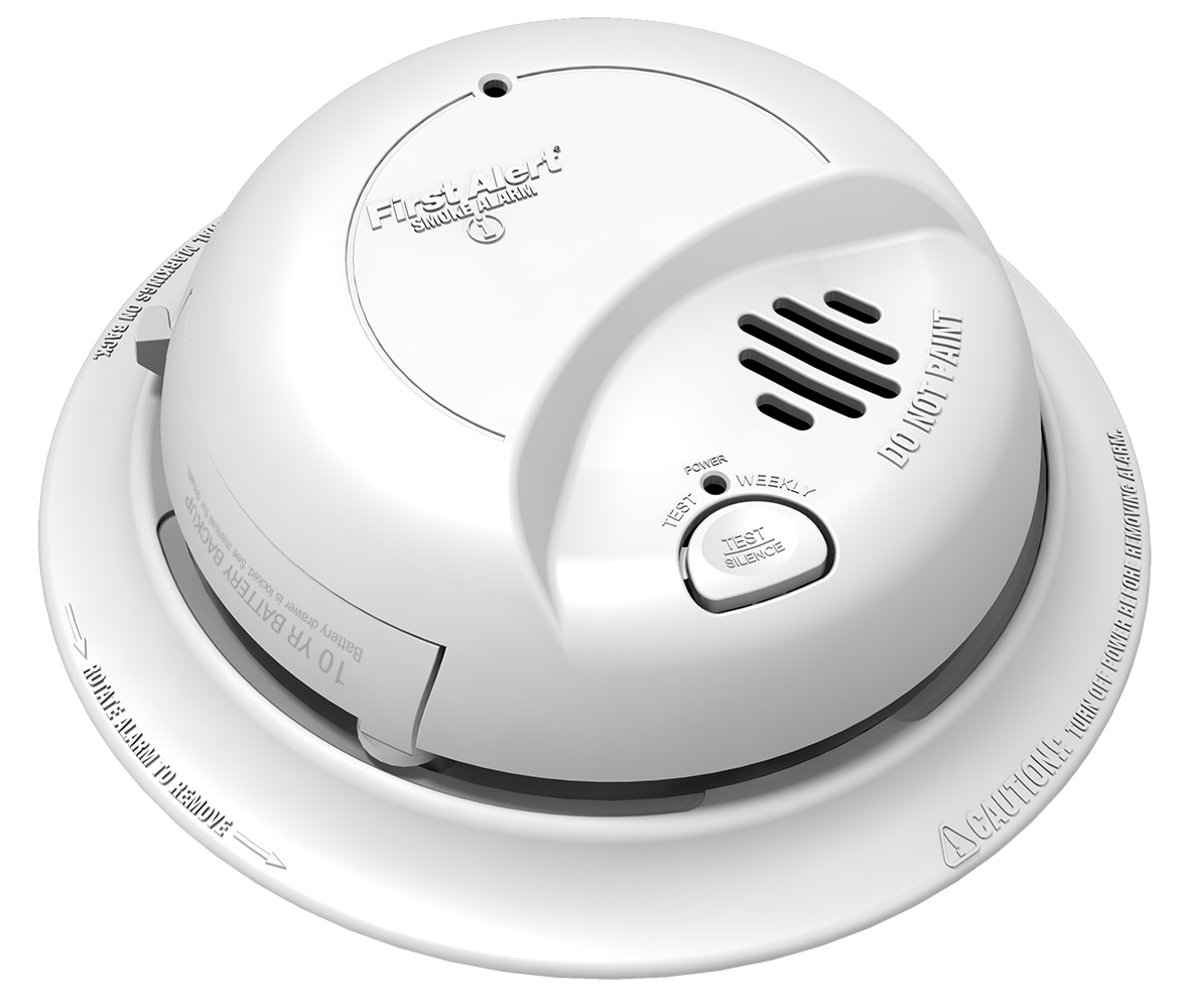 9120LBL BRK ION SMOKE ALARM, AC 120V INTERCONNECTABLE, WITH LITHIUM