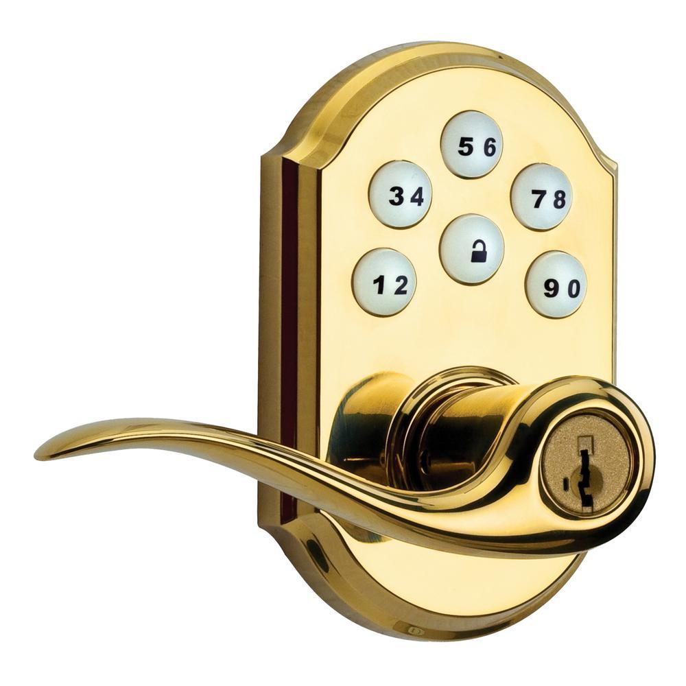 99120-039 KWIKSET SmartCode Z-Wave Lever Venetian Bronze 912TNL