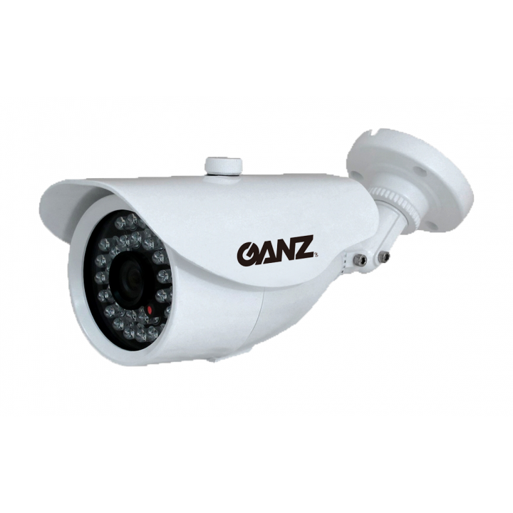 Z8-N4NFN4AN GANZ AHD Outdoor Bullet. 1080p, 3.6mm, 12VDC, True DN, 30 IR LED ************************* SPECIAL ORDER ITEM NO RETURNS OR SUBJECT TO RESTOCK FEE *************************