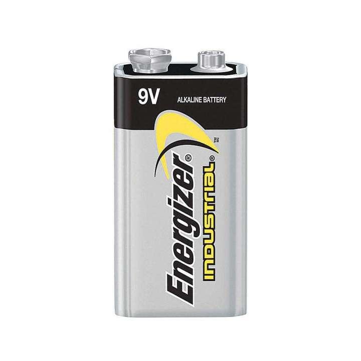 EVE-EN22 ENERGIZER 9V INDUSTRIAL ALKALINE BATTERIES 12 PER BOX 9 VOLT