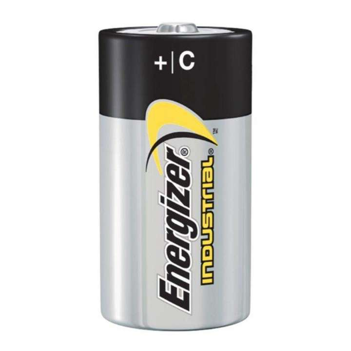 EVE-EN93 ENERGIZER C INDUSTRIAL ALKALINE BATTERIES 12 PER BOX ************************* SPECIAL ORDER ITEM NO RETURNS OR SUBJECT TO RESTOCK FEE *************************