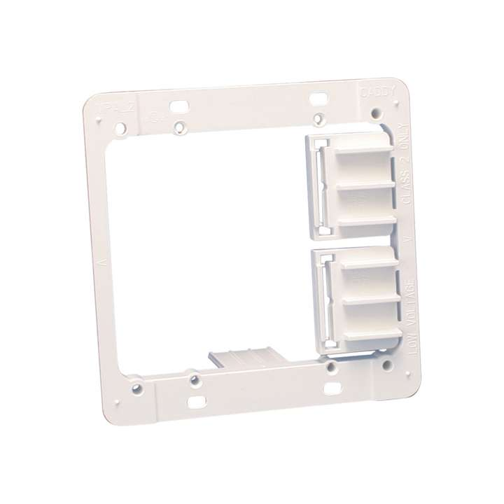 MPAL2 ERICO DOUBLE GANGE MOUNTING PLATE ************************* SPECIAL ORDER ITEM NO RETURNS OR SUBJECT TO RESTOCK FEE *************************