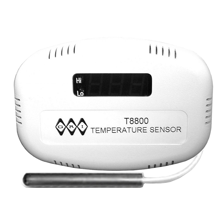T8800R GRI T8800 WITH PROBE ************************* SPECIAL ORDER ITEM NO RETURNS OR SUBJECT TO RESTOCK FEE *************************