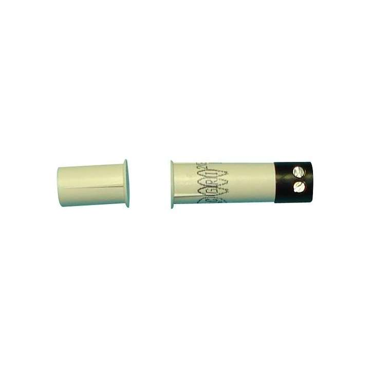 """2020-TWGWH GRI 3/8"""" RECESS CONTACT WITH TERMINALS-WIDE GAP - WHITE"""