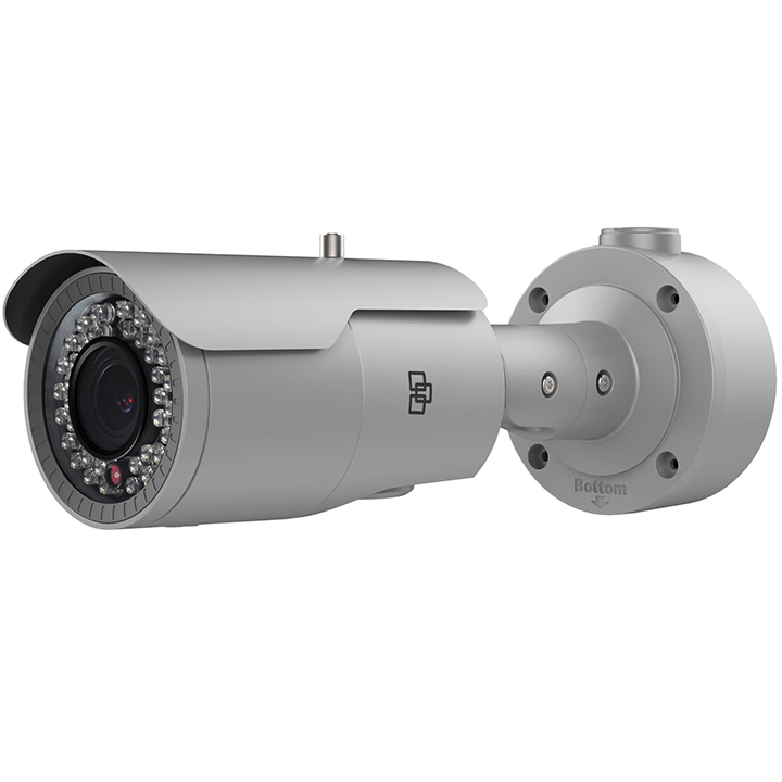 TVB-4408 INTERLOGIX TruVision HD-TVI Analog Bullet Camera, 3MPx (used w/3MPx or higher TVI Recorders), 2.8~12mm Motorized VF Lens, True D/N, WDR, 40m IR, Dual Output 960H Monitor or HD-TVI, Coax & Button OSD Control, 12VDC/24VAC, IP66, NTSC ************************* SPECIAL ORDER ITEM NO RETURNS OR SUBJECT TO RESTOCK FEE *************************