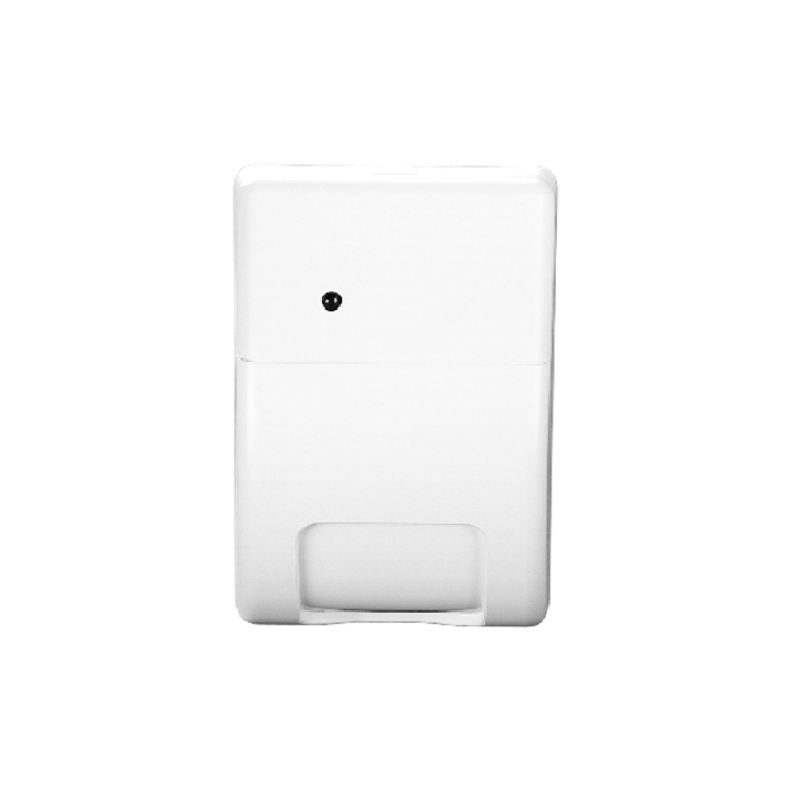 60-880-95 UTC AP750W CRYSTAL PIR MOTION SENSOR: PASSIVE INFRARED DETECTION INSIDE AN ENCLOSED STRUCTURE.
