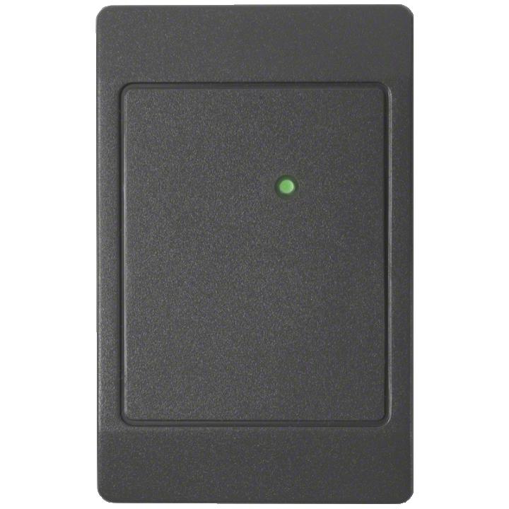 HID-TL5395BL KANTECH HID THINLINE II READER, KSF/ 26-BIT WIEGAND, UP TO 14 CM (5.5 IN) READ RANGE, BLACK