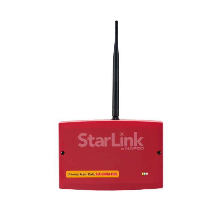 SLE-CDMAI-FIRE NAPCO COMMERCIAL FIRE SOLE PATH CELLULAR & DUAL PATH CELLULAR &/OR IP - STANDARD ABS (RED) CELLULAR CDMA VERIZON NETWORK CERTIFIED ************************* SPECIAL ORDER ITEM NO RETURNS OR SUBJECT TO RESTOCK FEE *************************
