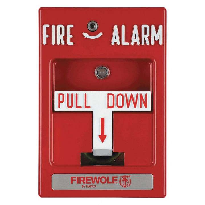 FWC-CNV-PULL NAPCO Conventional SLC Fire Pull Station ************************* SPECIAL ORDER ITEM NO RETURNS OR SUBJECT TO RESTOCK FEE *************************