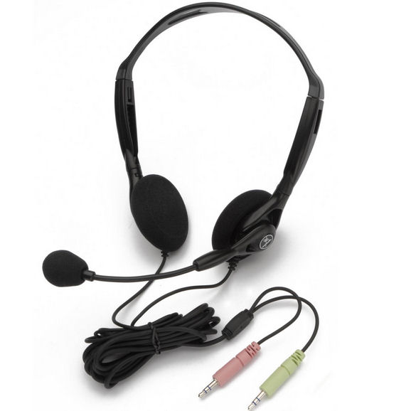 AND-NC-125 ANDREA NOISE REDUCTION HEADSET BINAURAL C1-1023200-1