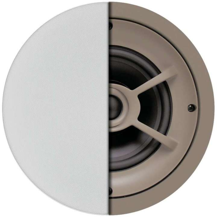 "C621 PROFICIENT 6 1/2"" POLYPROPYLENE WOOFERS (1 PAIR) PIVOTING SILK DOME TWEETERS AND 100W HANDLING PAS11621 ************************* SPECIAL ORDER ITEM NO RETURNS OR SUBJECT TO RESTOCK FEE *************************"