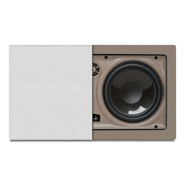 "IW630 PROFICIENT Thin-Bezel Dual 6.5"" Inwall LCR Speaker PAS22630 ************************* SPECIAL ORDER ITEM NO RETURNS OR SUBJECT TO RESTOCK FEE *************************"
